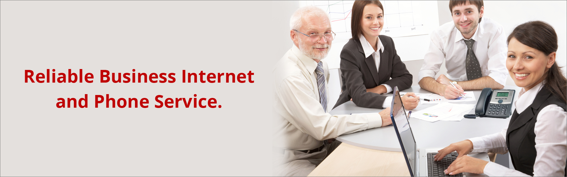 Reliable Business Internet and Phone Services